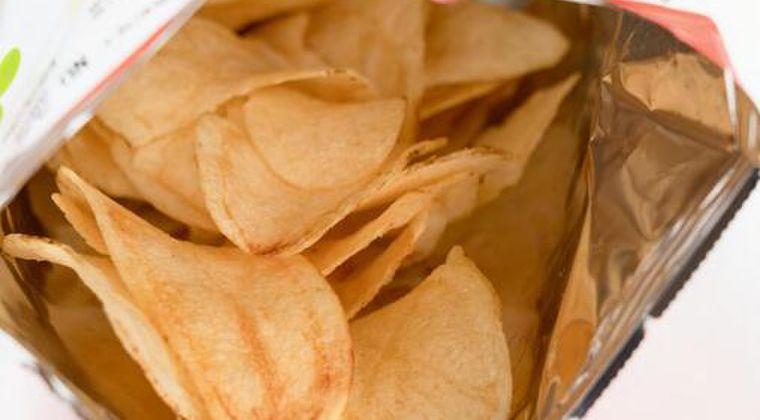 【朗報】ポテトチップスさん、非常食としても使えることが判明