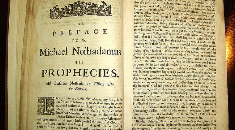 【終末】当時ノストラダムスの大予言は大ヒットし、子供たちはガチで人類滅亡に恐怖していた事実