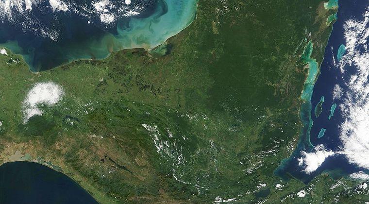 【大量絶滅】メキシコ・ユカタン半島沿岸の「チチュルブ・クレーター」を調査…約6600万年前の巨大隕石「イリジウム」の堆積物を確認