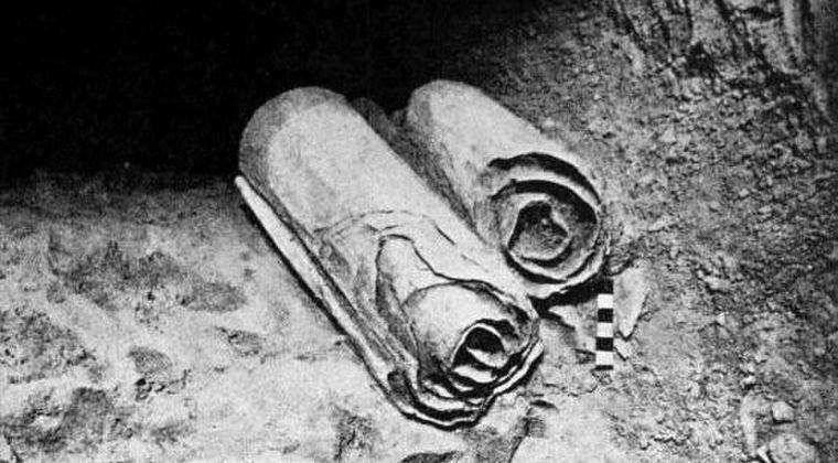 【聖書】65年ぶりに恐怖の洞窟で新たな「死海文書」が発見される…神の名はヘブライ語で示され、6000年前のミイラ化した子どもも発見