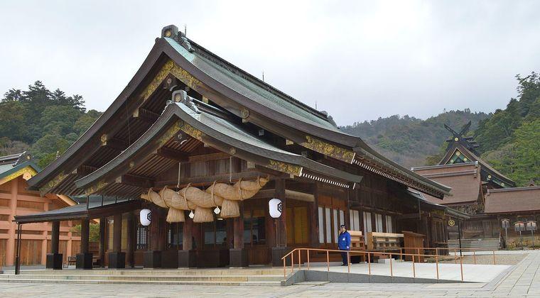 【西日本】出雲大社とか伊勢神宮が島根やら三重やらにある理由ってなんで?