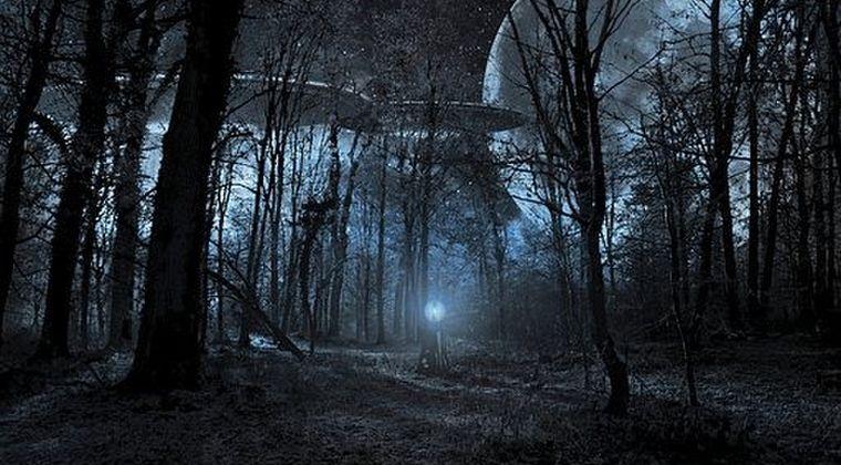 【光学迷彩】実はUFOって人間の目には見えないだけで、空にはたくさんの数が飛んでる模様