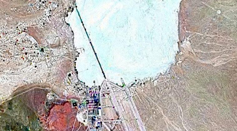 アメリカ空軍基地のある「エリア51」で謎の飛行禁止問題が発生…上空を封鎖してまで飛んでいた物体は何だったのか?