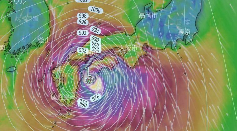 【ヤバい】新たに発生しそうな「台風10号」…とんでもない大きさで西日本へ上陸しそうなんだが?