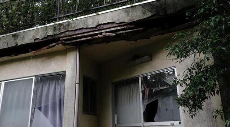 【霊障】富山県にある心霊スポットの廃屋から「炎が見える」と通報