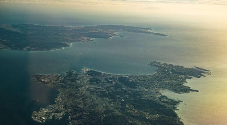 【前触れ】神奈川県三浦半島の沿岸部でガス漏れのような「異臭」騒ぎ…南東部 → 東部と沿岸を北上