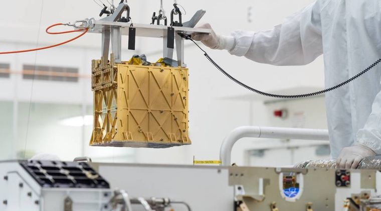 【NASA】火星で酸素の生成に成功!将来の人類移住に期待