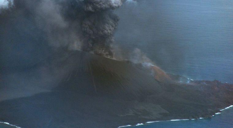 九州各地で観測された「謎の煙霧」…その正体は西之島からの「火山灰」か?測候所「現段階では原因不明」