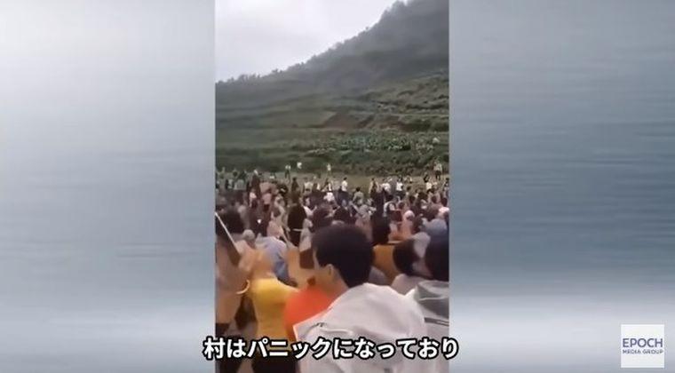 【動画あり】中国の山奥で「謎の音」が数日に渡って鳴り響く…奇怪な音に住民らは大パニック!龍の声?アポカリプティックサウンド