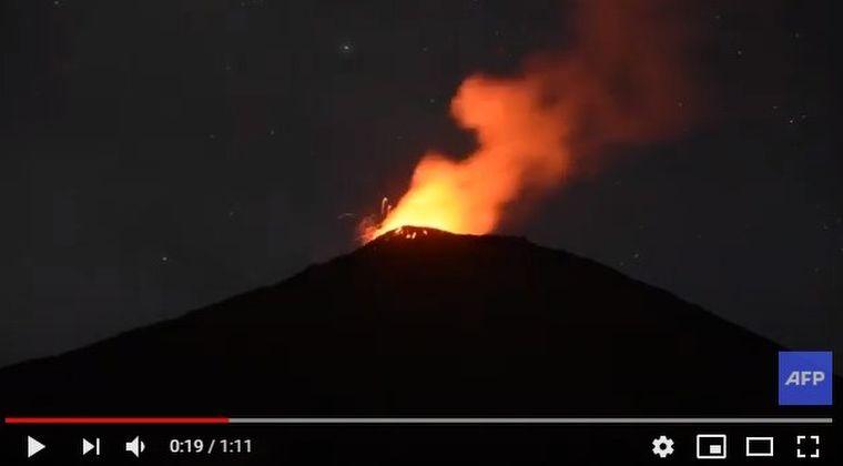 【マグマ】中米グアテマラにある「パカヤ山」が噴火