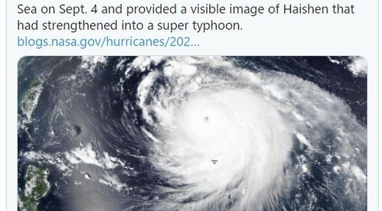 【悲報】台風10号、中心気圧「915hPa」「風速85メートル」のとんでもないレベルになってしまう模様