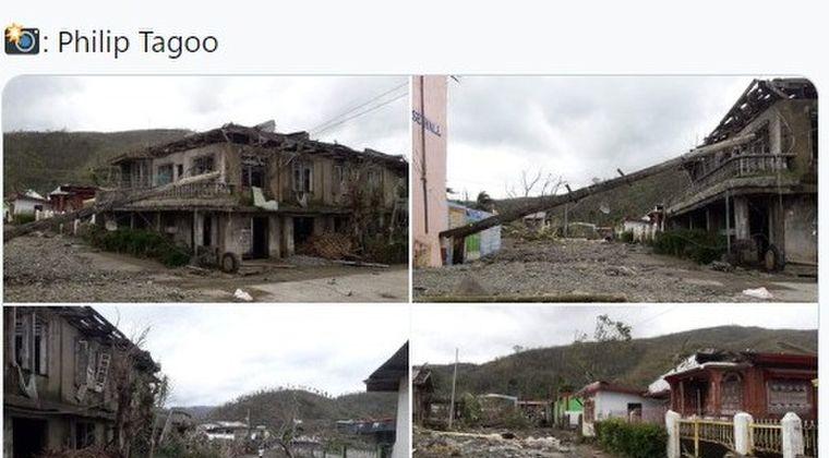今年最強の台風19号がとんでもない勢力でフィリピンに上陸!30万人超避難