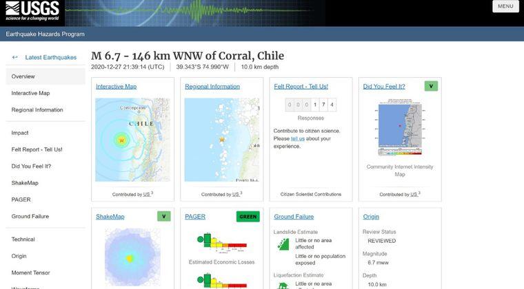 【連動】チリで「M6.7」の地震発生…チリで大きな地震が発生すると日本に循環してくる法則