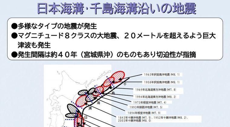 なぜ、コロナのこの時期に?内閣府が公表した千島海溝のM9クラス超巨大地震…最悪の可能性とは