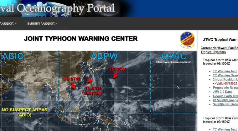 【猛暑】台風5号(チャンミー)が発生し、2つの熱帯低気圧がも発生…九州は今後、豪雨や暴風に注意