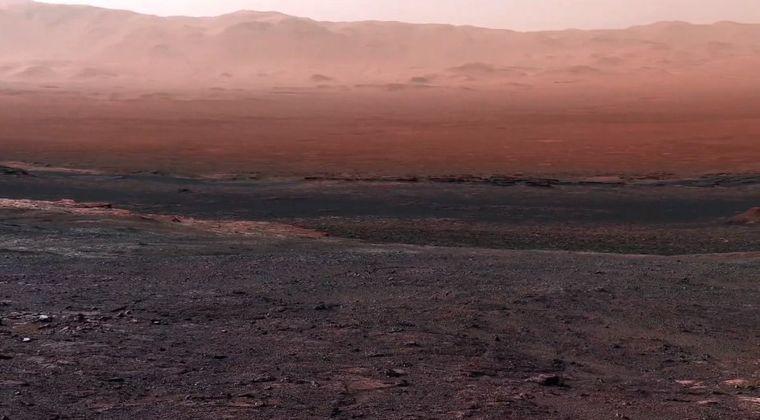 【NASA】火星の地上映像がYouTubeにあるけど、普通に何か住んでそうだな...