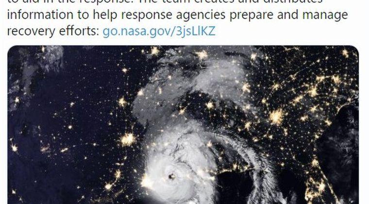 【アメリカ】カテゴリー4「生存不可能な高潮」で上陸したハリケーン「ローラ」