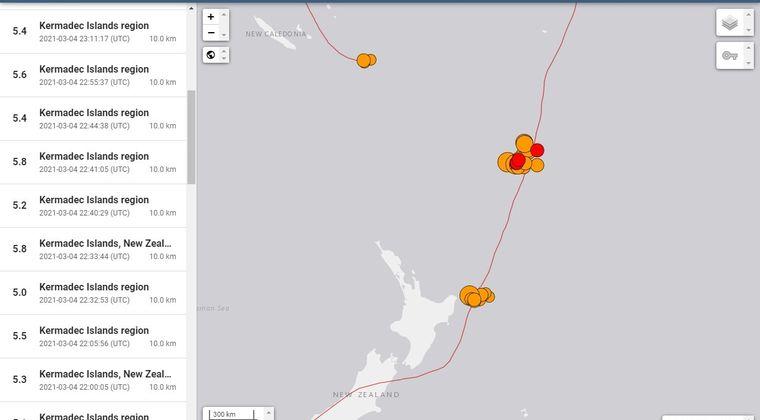 【法則】ニュージーランドでデカい地震くると日本でも起きるって本当か… 3.11と似てるってマジなの?