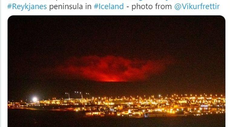 【マグマ】アイスランド首都付近のファグラダルスフィヤル火山が「800年ぶり」に噴火