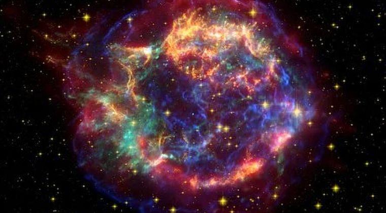 約3億5900万年前に起きた地球での大量絶滅は「超新星爆発」が原因か