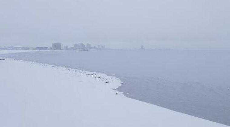 【長野】諏訪湖の御神渡り、3季連続現れず…地元男性「すっかり冬が変わってしまった」