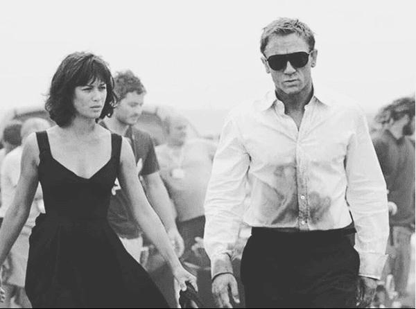 映画『007 慰めの報酬』のオルガ・キュリレンコが新型コロナウイルスに感染