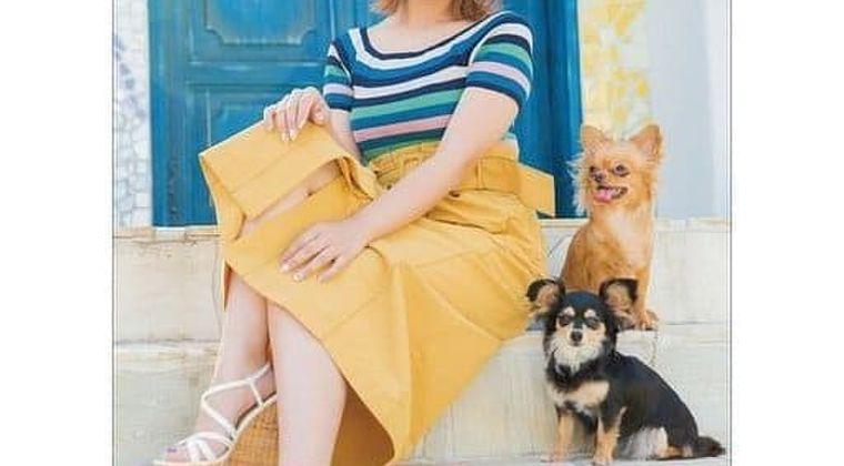 元℃-ute 岡井千聖(25)、芸能界引退を発表「家族の仕事を手伝っていこうと思います」