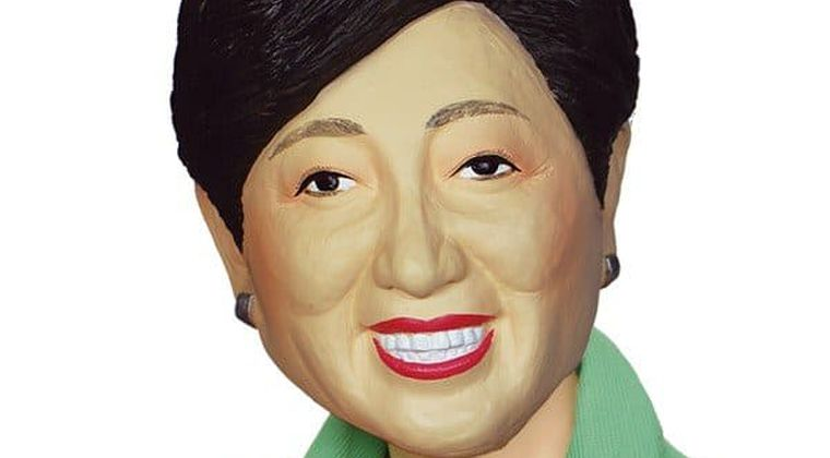 東京都知事選挙 小池百合子が再選、1位小池、2位宇都宮、3位山本、4位桜井、5位七海、6位後藤、7位立花 21:52時点
