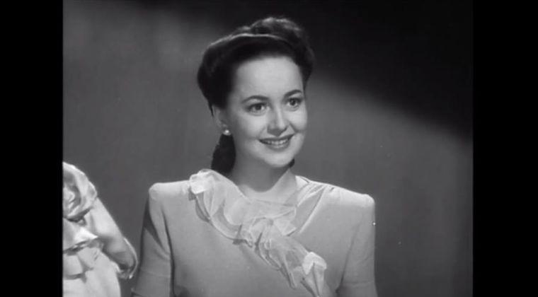 オリヴィア・デ・ハヴィランド、死去 映画「風と共に去りぬ」メラニー役
