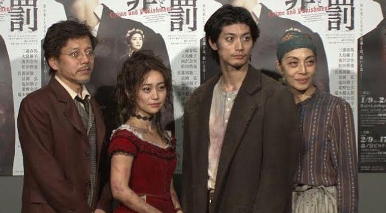 女優の立石涼子、肺がんのため死去 舞台「罪と罰」で三浦春馬と共演