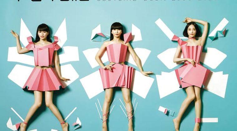 パフュームの衣装本『Perfume COSTUME BOOK 2005-2020』発売にファン大反響