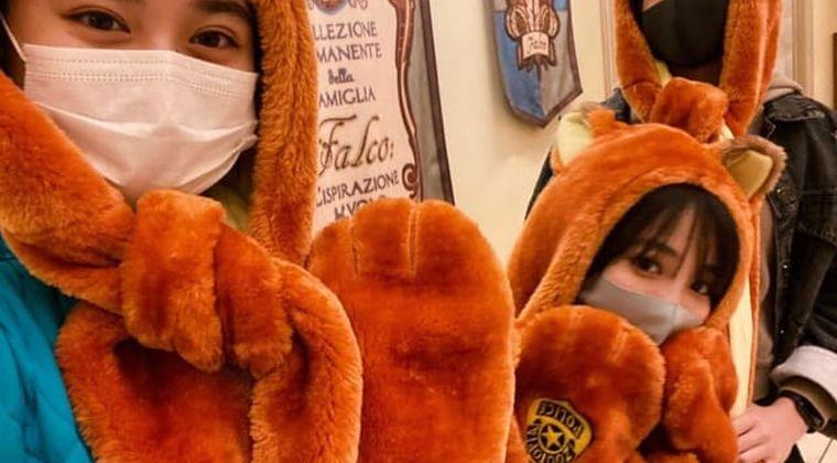 佐々木莉佳子、加賀楓、船木結が東京ディズニーシーで楽しそうwwwwww