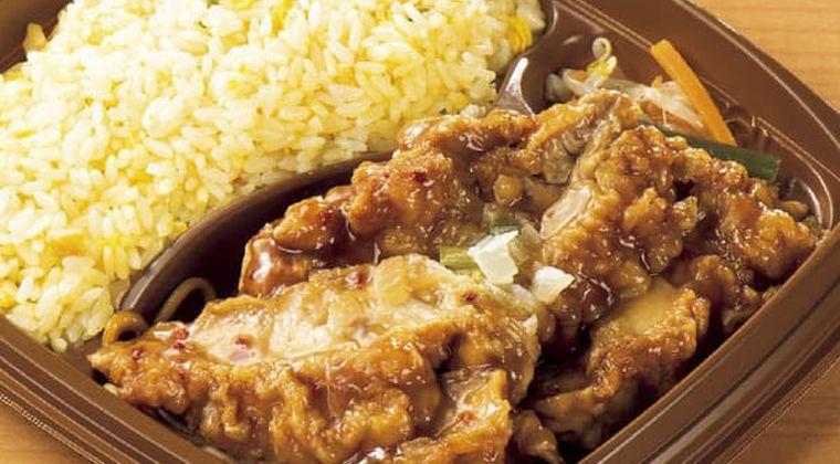 セブンイレブン新作弁当「まんぷく!たっぷり卵の炒飯&やみつき油淋鶏」ガチで美味そう!