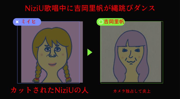 NiziUヲタ発狂…吉岡里帆が縄跳びダンス。たわわなボディを揺らす【動画】