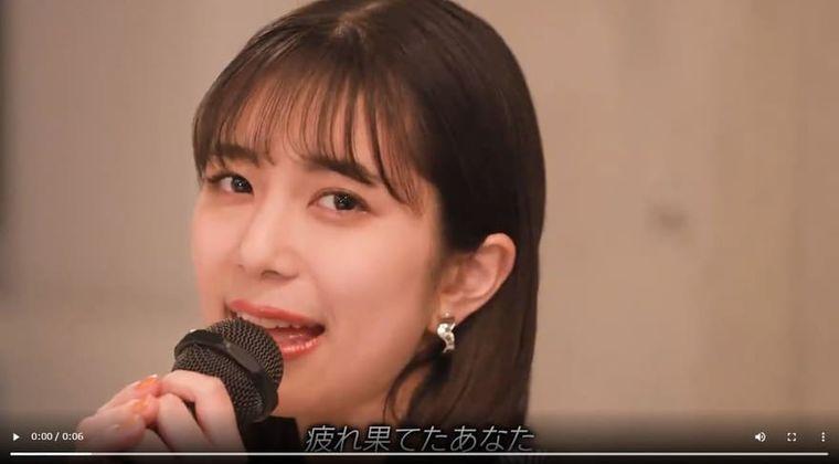 《禁断ハロプロ対決 井上玲音×上國料萌衣》歌声公開 あざとくて何が悪いの?