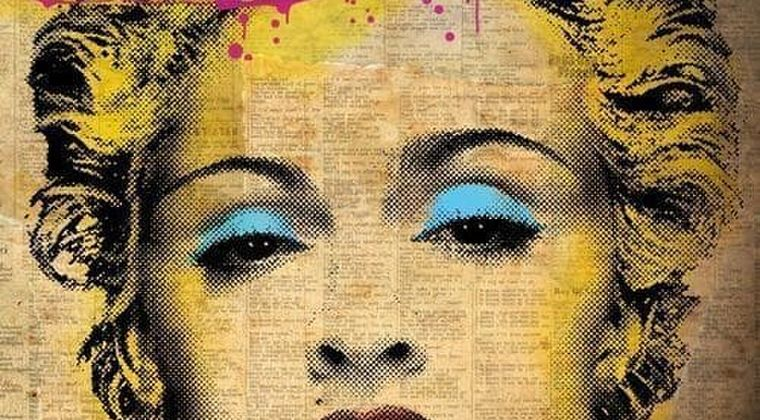 《賛否両論》マドンナ親子のインスタ「わき毛ボーボー」投稿画像にフェミ絶賛