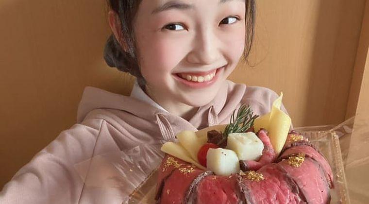 モーニング娘。'21 山﨑愛生さん、ブログで人生最後の給食を告白