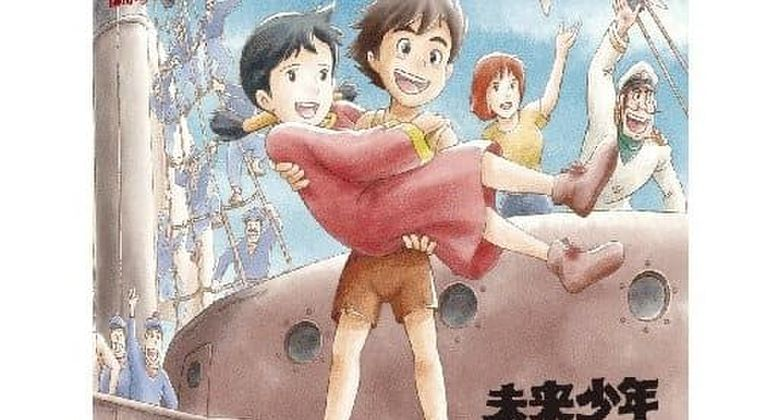 『未来少年コナン』再放送決定! 宮崎駿演出の1978年アニメ NHKで5月4日~