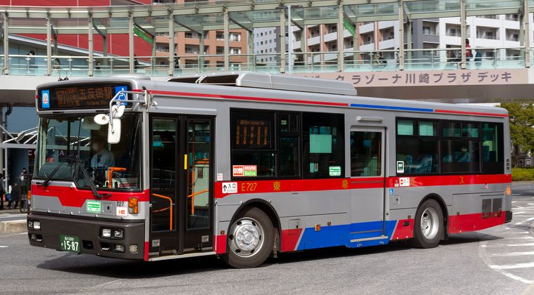 東急バス荏原営業所 - 1ページ目21 - バス画像倉庫(みなときた支所)