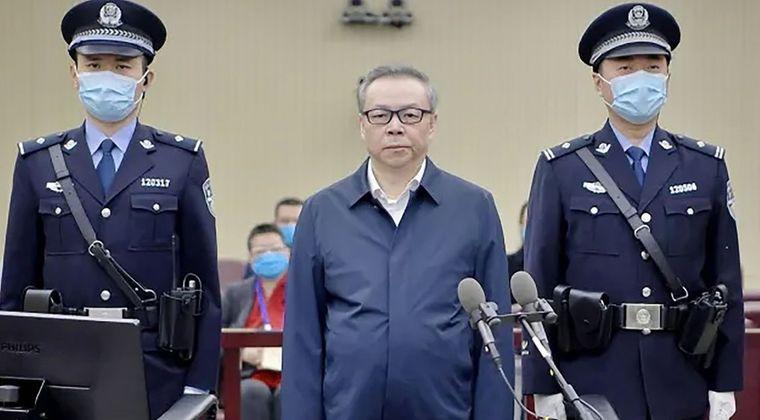 中国国有企業トップ、死刑。285億円の収賄を受け取った罪