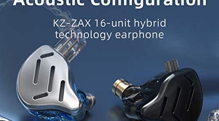 KZ ZAXって7000円のイヤホン音質すげえ #イヤホン