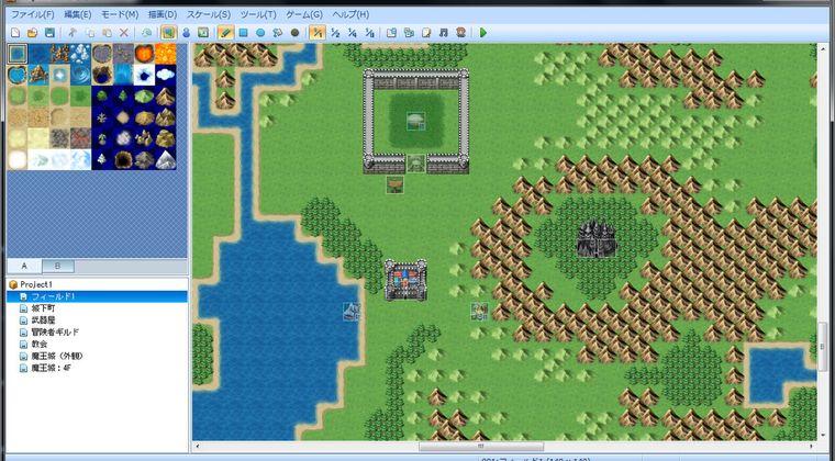 8年前RPGツクールVX購入したワイ「エロ同人RPG作るンゴ!!!!」 #同人RPG