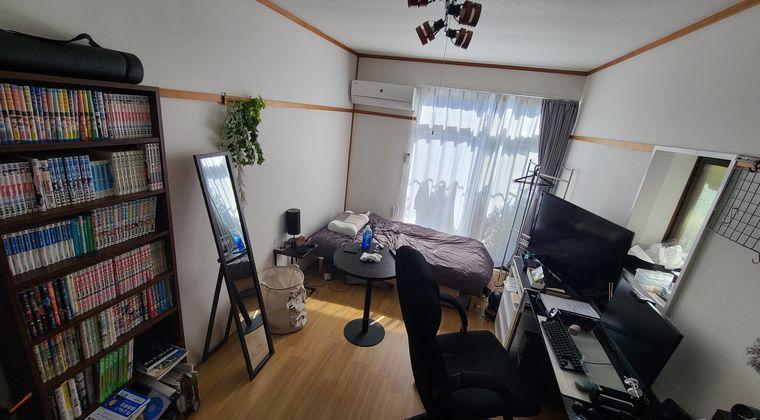 ワイ無職の家賃27000の部屋wwww