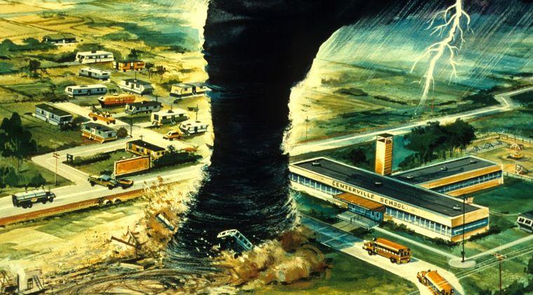 日本で一番自然災害が少ない都道府県はどこだろう #災害