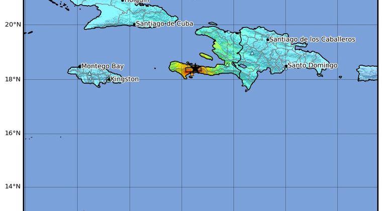 【大地震】ハイチでの「M7.2」の地震で1297人が犠牲、政府は非常事態を宣言…2010年ハイチ地震の1年後に「東日本大震災」が来たよな?