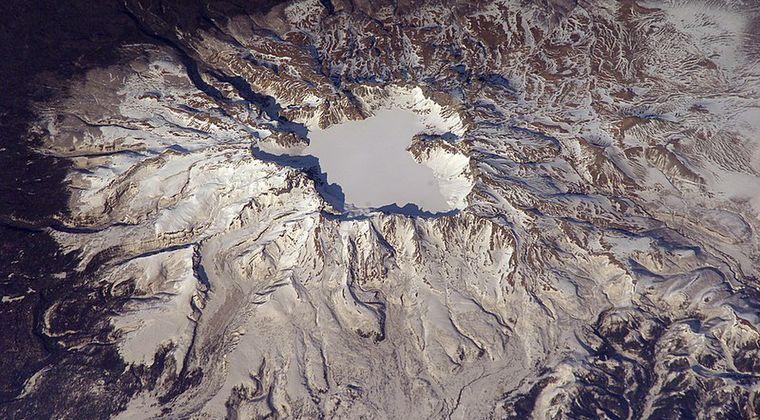 【噴火兆候】北朝鮮の白頭山が大噴火したら「北半球の平均気温が最大0.5℃下がる」