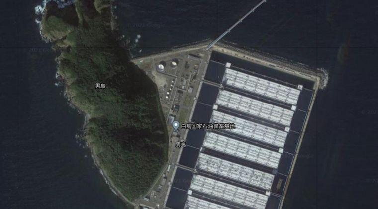 【秘密基地】グーグルマップで遊んでたら福岡県に「謎の島」を発見したんだが?