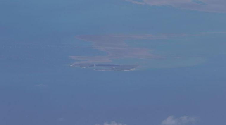 【海底火山】硫黄島の南にある海底火山「福徳岡ノ場」が噴火により、直径1kmの「新しい島」が誕生