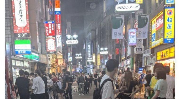 【コロナ禍オリンピック】深夜0時の渋谷センター街、ヤバい…マジで東京が酷すぎる...