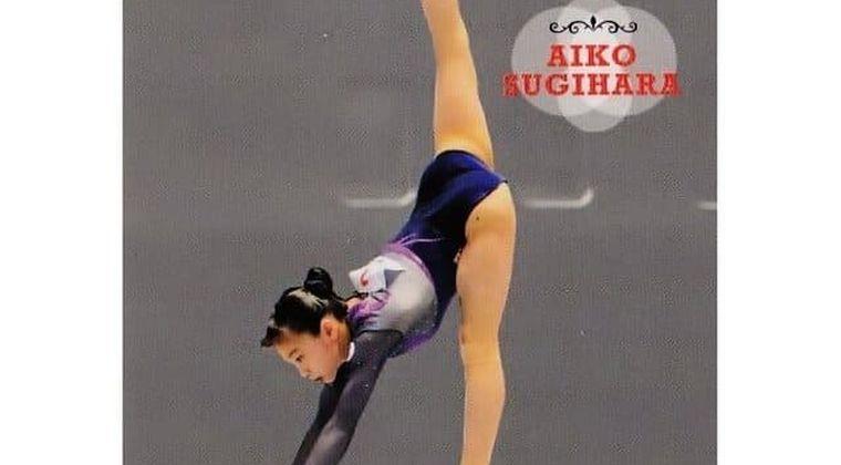 体操女子代表・杉原愛子wiki経歴gif画像…揺れるB地区が金メダル級と話題に